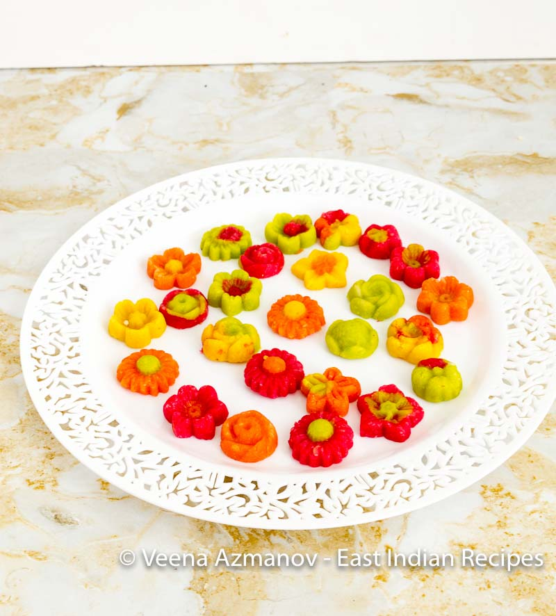 Homemade Cooked Marzipan Recipe