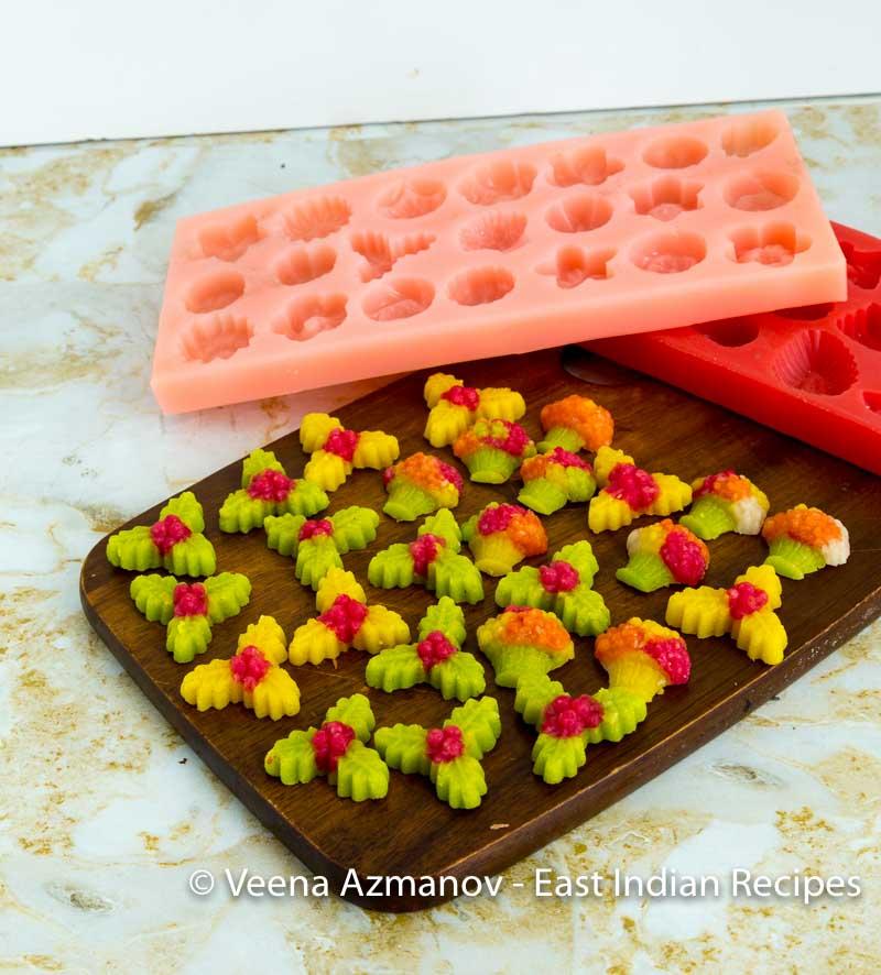 Homemade Marzipan Recipe