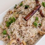 Rice pilaf made for East Indian Wedding and Festive occasions
