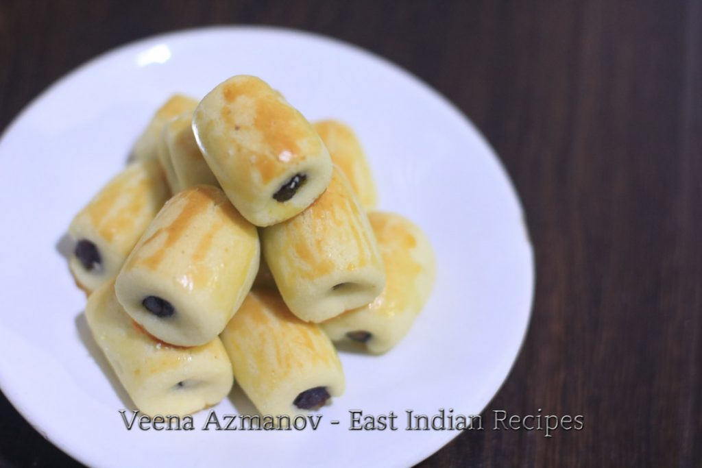 The popuar date rolls are an Indian speciality Christmas Sweet