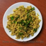 How to Make a Indian Curry with ground chicken minced with peas