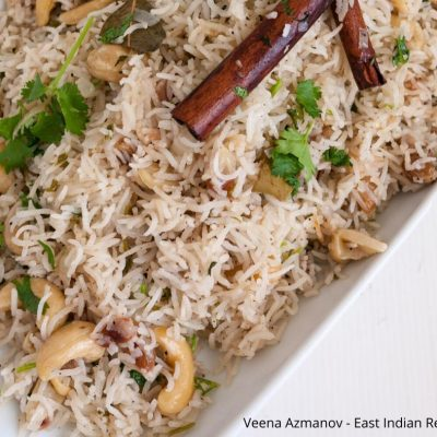 Wedding Rice – Fruit and Nut Rice