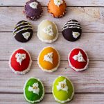 Homemade Easter Eggs Made with Marzipan