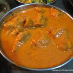 How to make Indian chicken with butter and tomatoes
