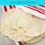 Pinterest image for east Indian handbreads